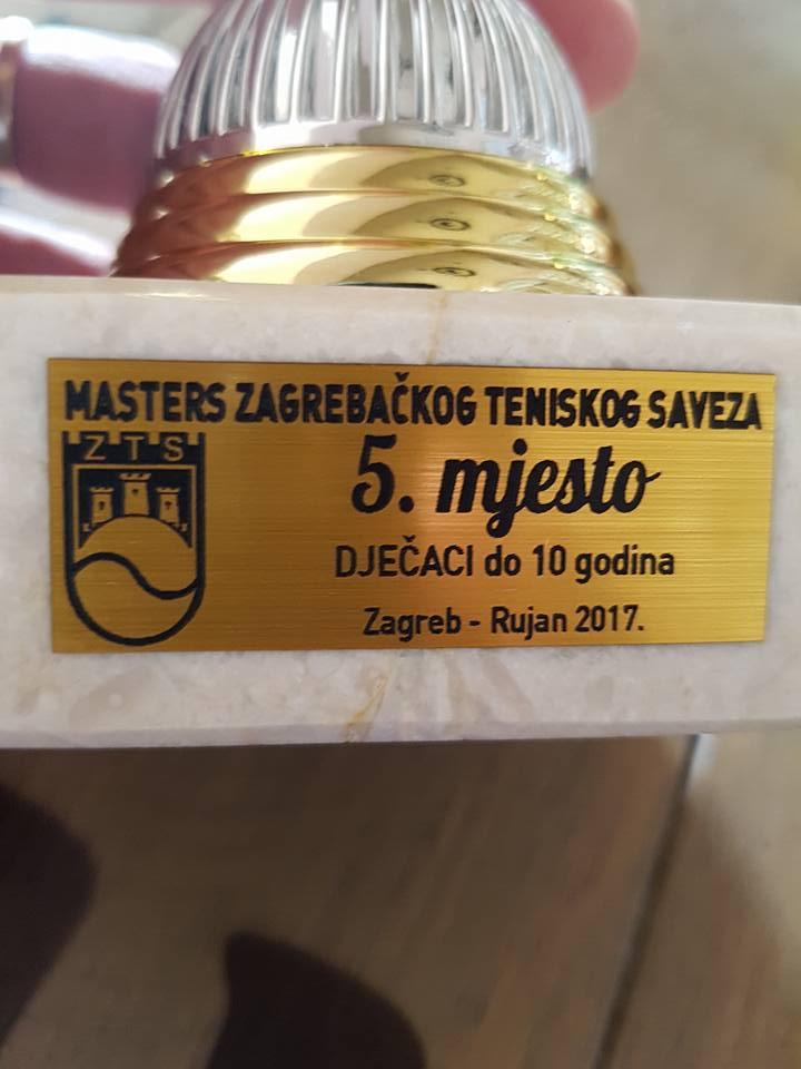 Održan Turnir Master Zagrebačkog Teniskog Saveza